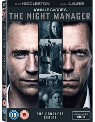 The Night Manager Season 1 DVD