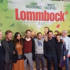 Filmtastisch auf der Lommbock-Premiere Würzburg