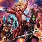 Guardians of the Galaxy 2 (2017) – Guck mal, wir sind bunt und lustig
